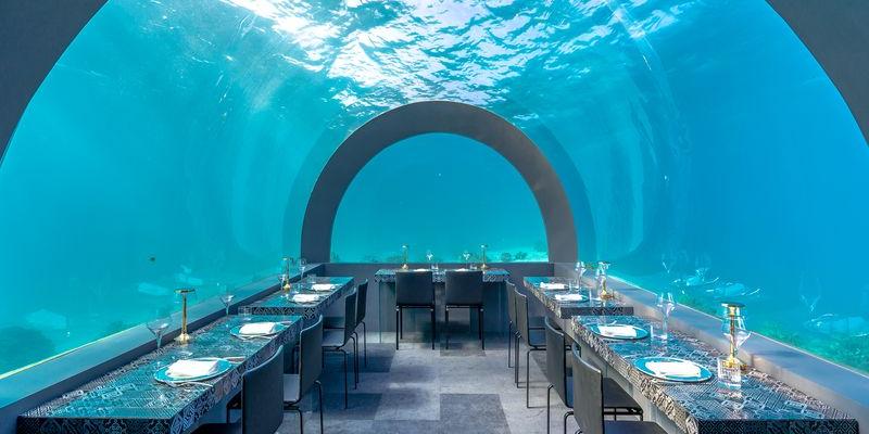 H2O Underwater Restaurant